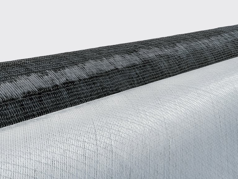 SGL Carbon's SIGRATEX fabrics made from carbon and glass fibers