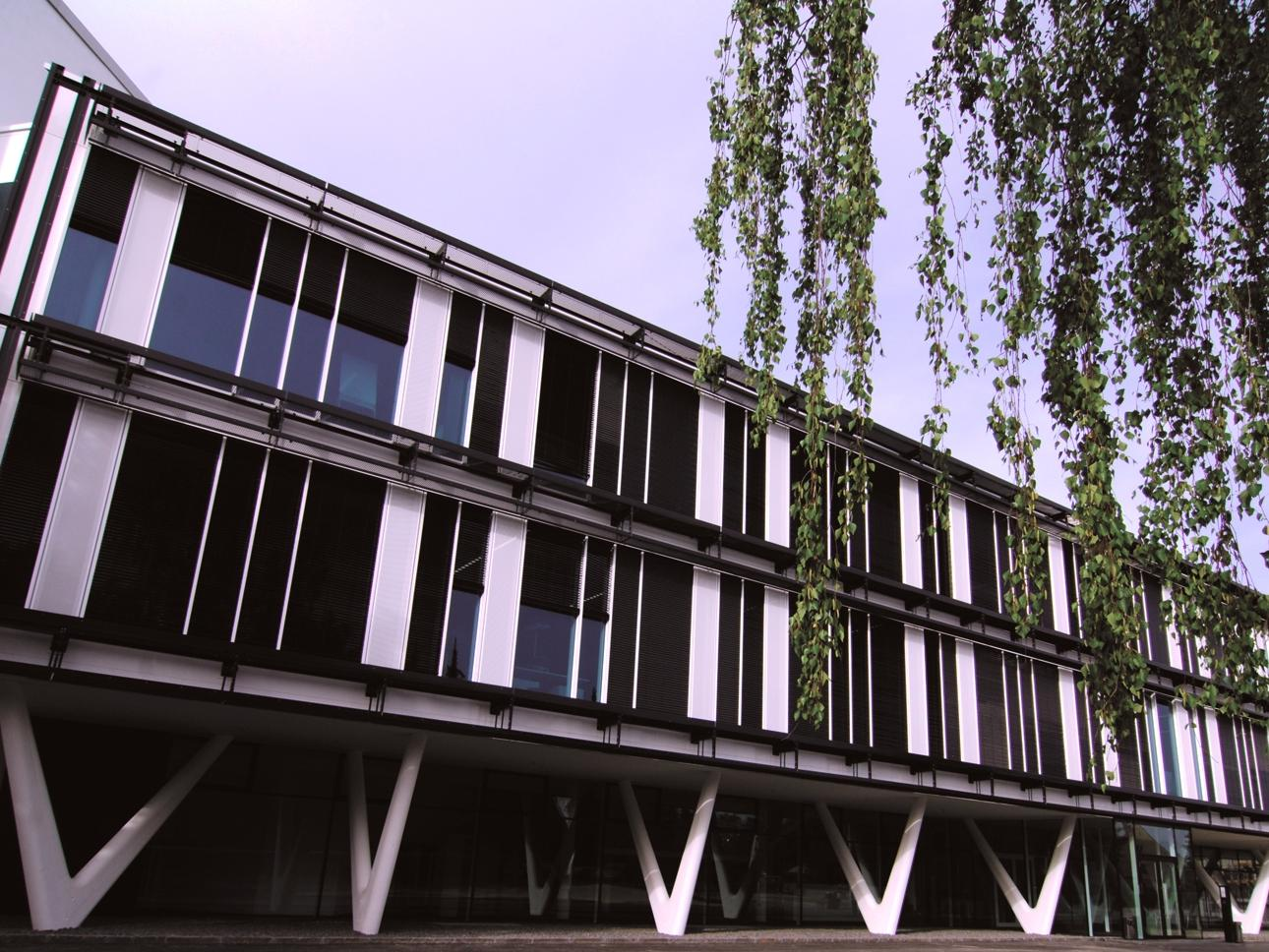 Headquarter of SGL Carbon's business unit Composites - Fibers and Materials in Meitingen