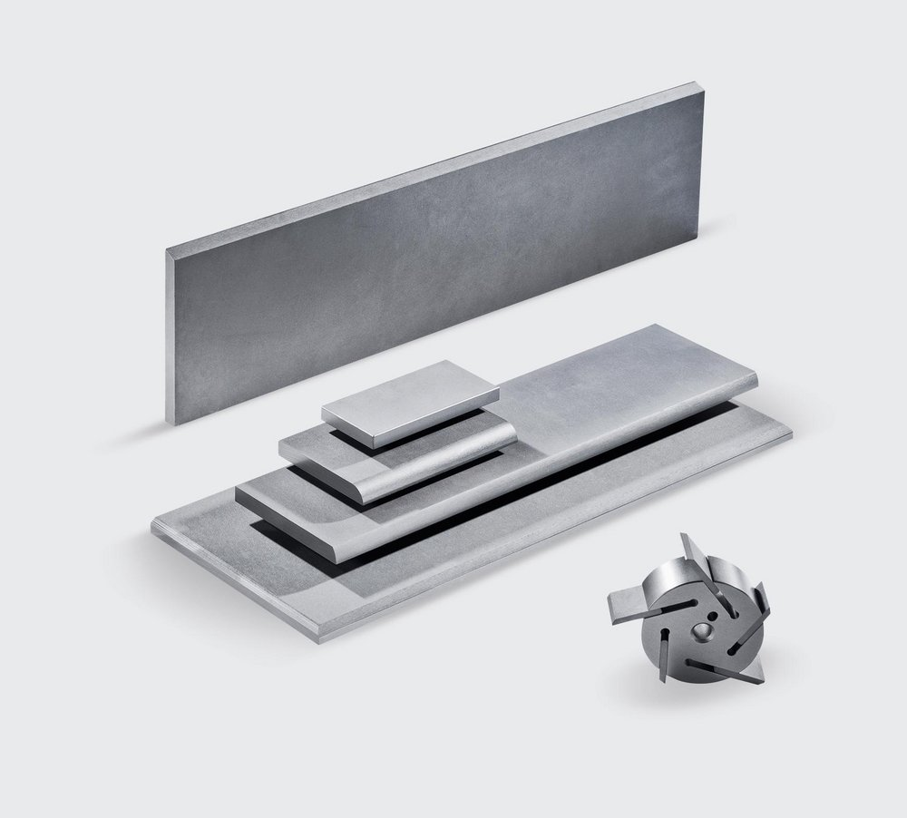 SGL Carbon's vanes for vacuum pumps, radial blowers and compressors in mechanical engineering
