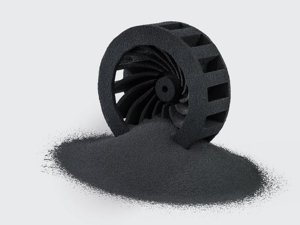 CARBOPRINT - 3D printed components made of Carbon.