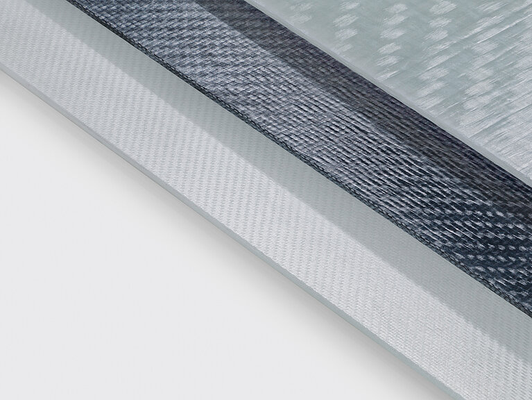 SGL Carbon's thermoplastic organo sheets made from carbon and glass fibers