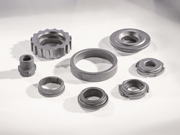 PTS Seal Rings Made of Specialty Graphite