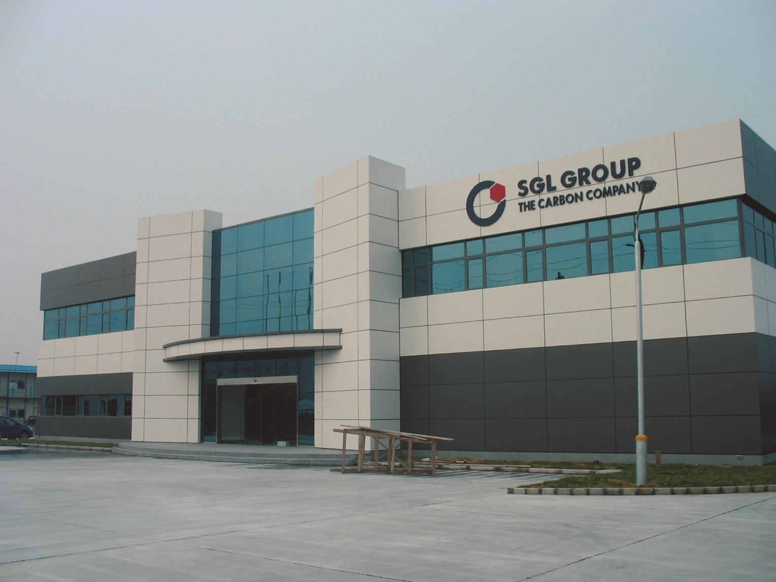 SGL Group's Shanghai site