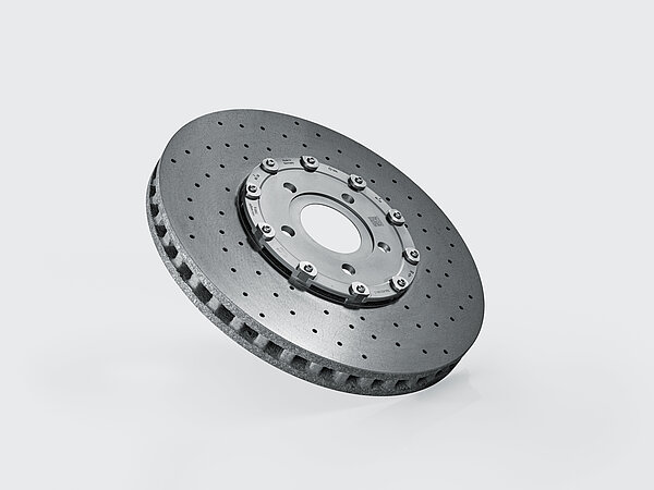 2009 – Joint Venture with Brembo – Serial production of carbon ceramic brake discs
