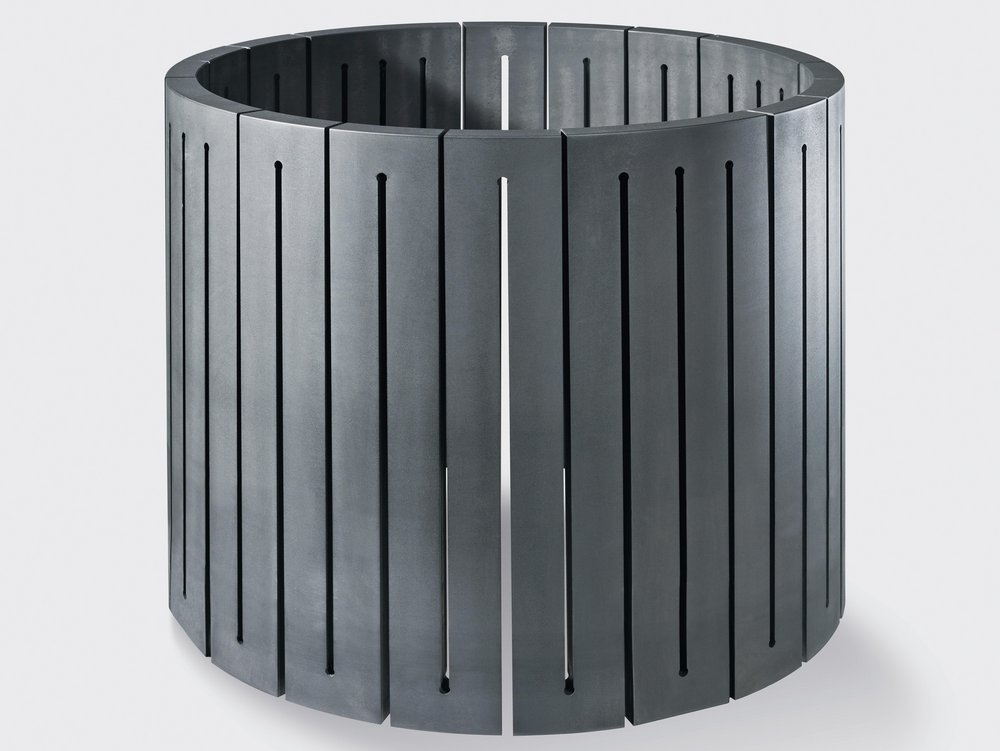 Meander Heater made from SIGRAFINE Isostatic Graphite