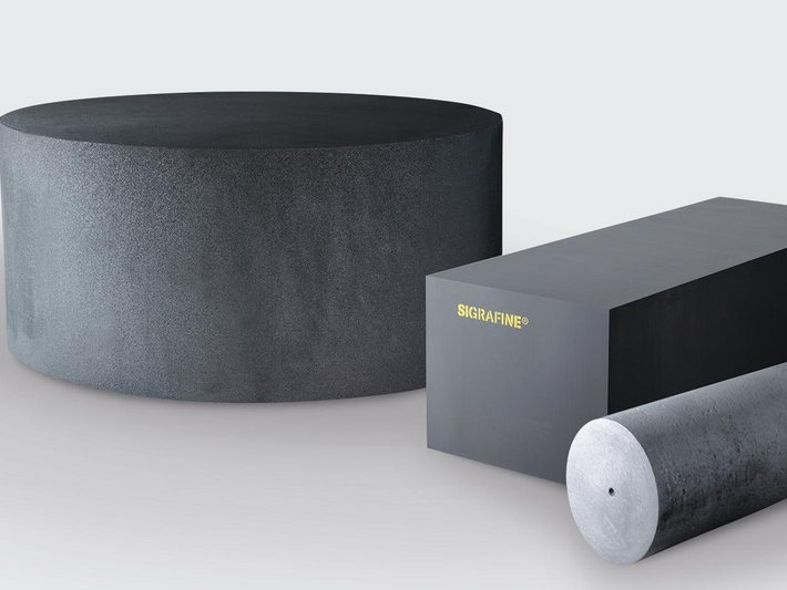SIGRAFINE isostatic graphite