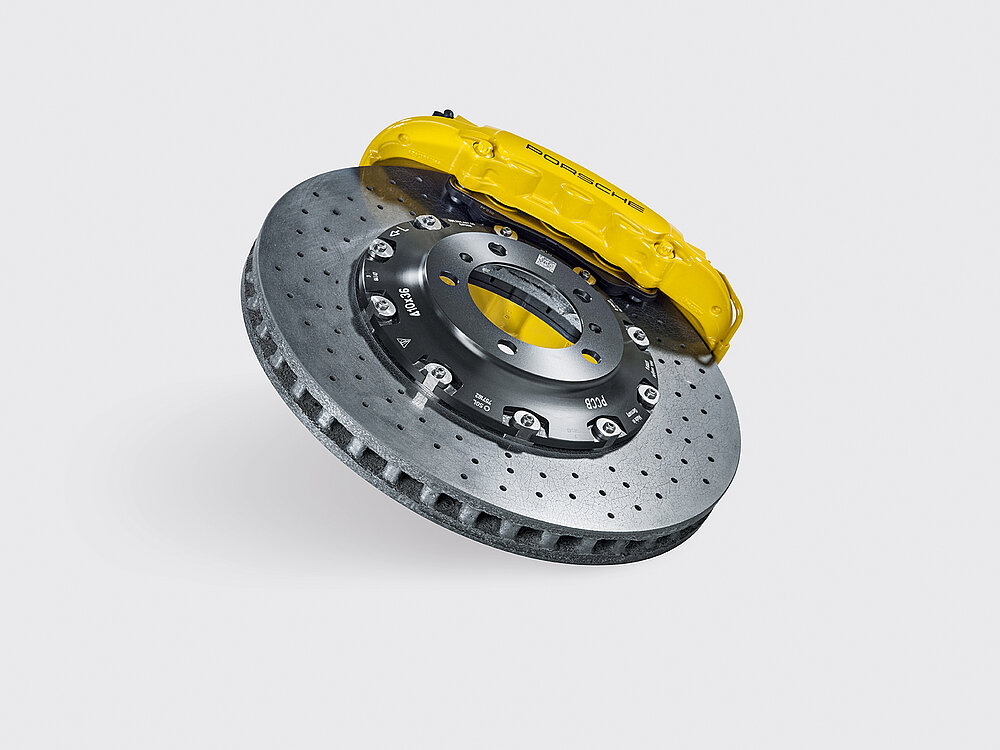 SGL Carbon's Carbon Ceramic Brake Disc