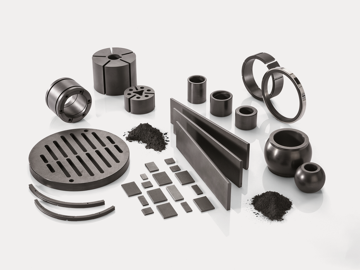 SGL Carbons' specialty graphite for mechanical applications